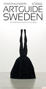 omslag tryckt Konstkalender, nr 1 år 2015