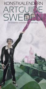 omslag tryckt Konstkalender, nr 2 år 2015