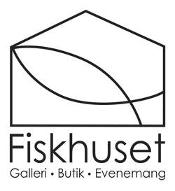 Logotyp för Galleri Fiskhuset