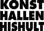 Logotyp för  Konsthallen i Hishult