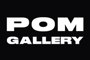 Logotyp för  POM Gallery