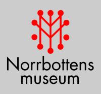 Logotyp för  Norrbottens museum
