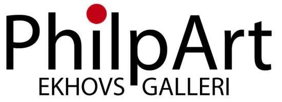 Logotyp för  Philp Art Ekhovs Galleri