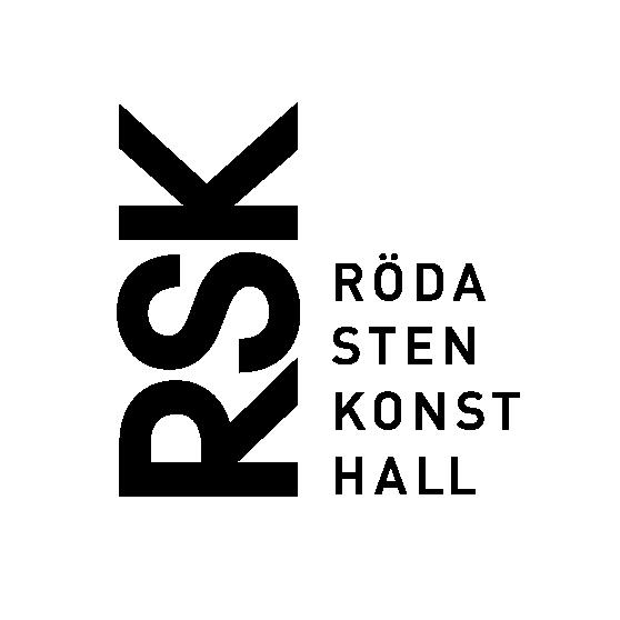 Logotyp för  Röda Sten Konsthall