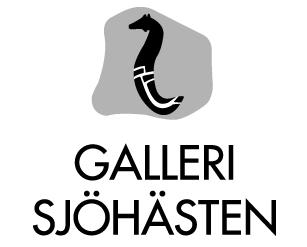 Logotyp för Galleri Sjöhästen