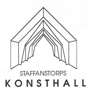 Logotyp för  Staffanstorps konsthall