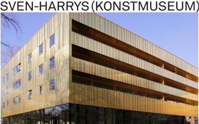 Logotyp för  Sven-Harrys Konstmuseum